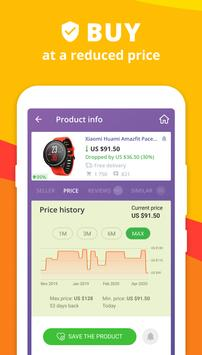 AiHelper - Price tracker screenshot 1