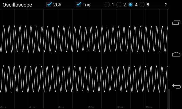 Oscilloscope 截圖 2