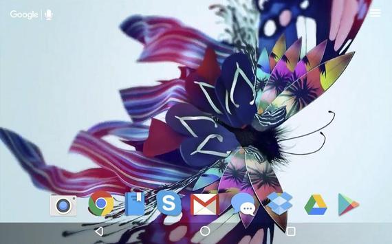 Butterfly Stuff Live Wallpaper screenshot 3