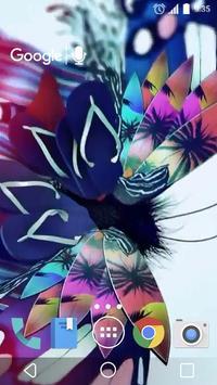 Butterfly Stuff Live Wallpaper screenshot 2
