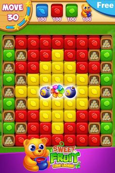 Sweet Fruit Cube screenshot 1