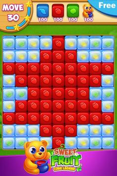 Sweet Fruit Cube screenshot 2