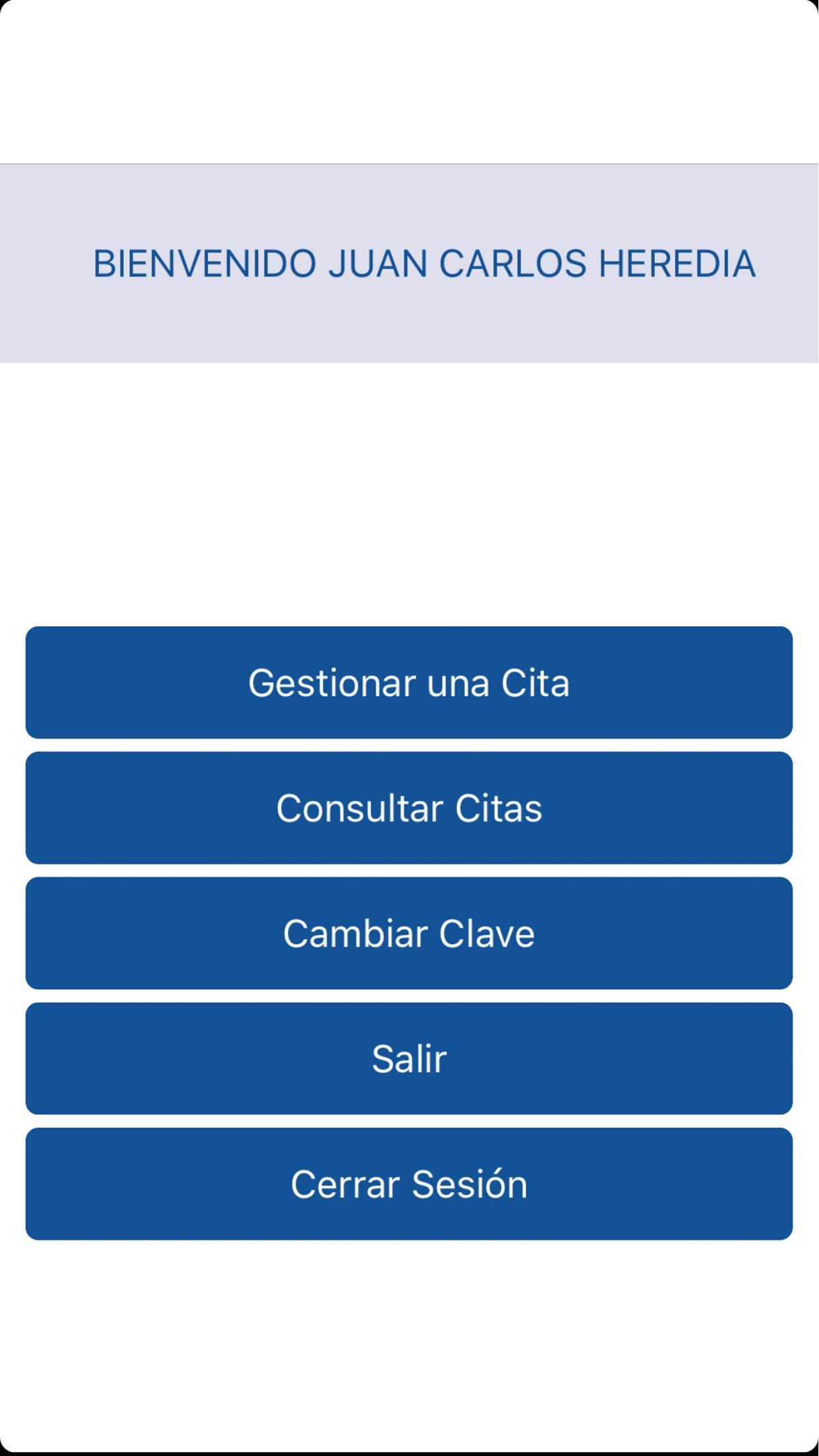 Lhs Citas En Línea For Android Apk Download