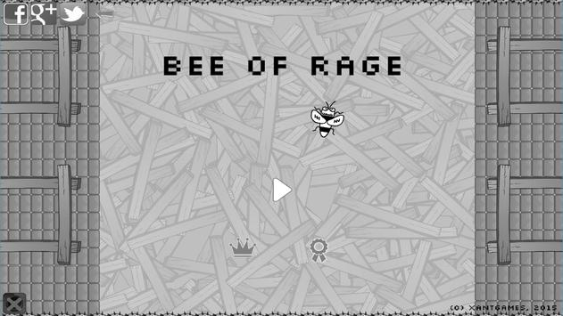 Bee of Rage poster