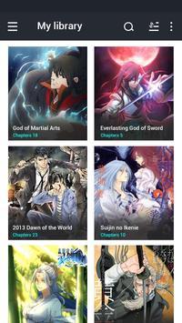 Manga Bird - The Best Manga Reader poster
