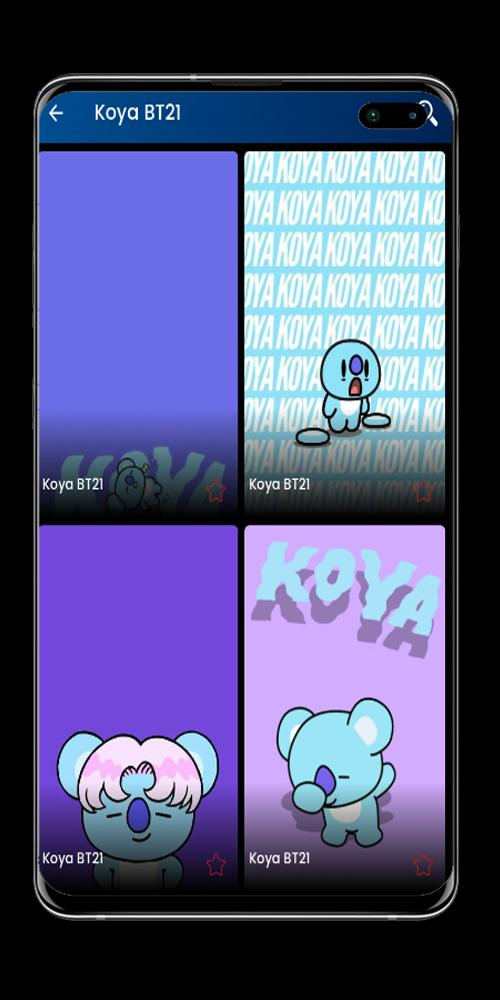 Bt21 Kpop Wallpaper Hd Uhd 4k Amoled Wallpapers For Android