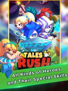 Tales Rush! poster