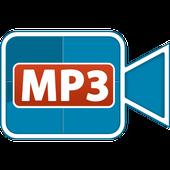 MP3 convertir el vídeo icono