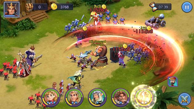 Final Heroes captura de pantalla 4