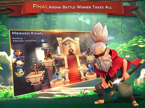 Final Heroes captura de pantalla 5