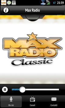 MaxRadio screenshot 1