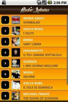 Radio Iglesias screenshot 4