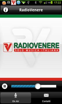 Radio Venere screenshot 1