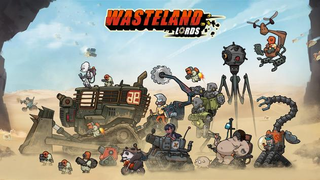 Wasteland Lords poster