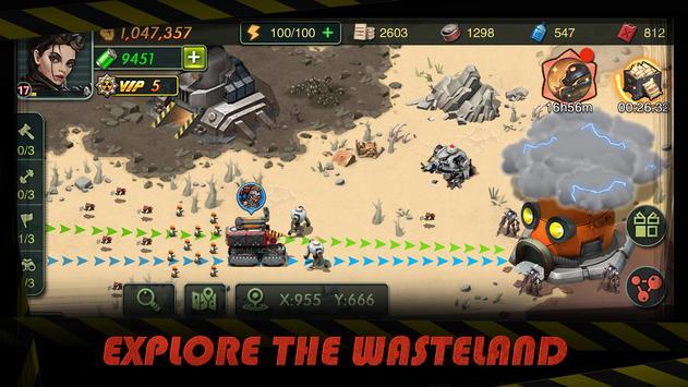 Wasteland Lords screenshot 2