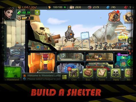 Wasteland Lords screenshot 8