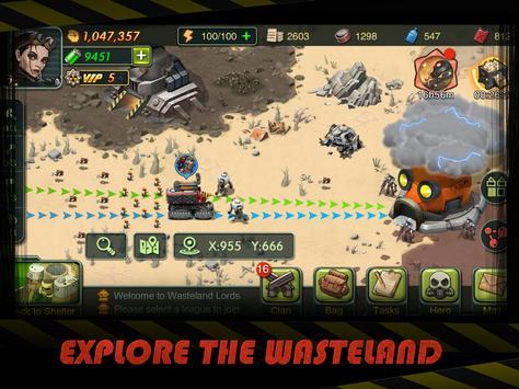 Wasteland Lords screenshot 9
