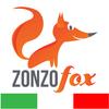 Icona ITALIA Guida Turistica Mappe Hotel Tour - ZonzoFox