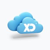 XD Cloud ikona