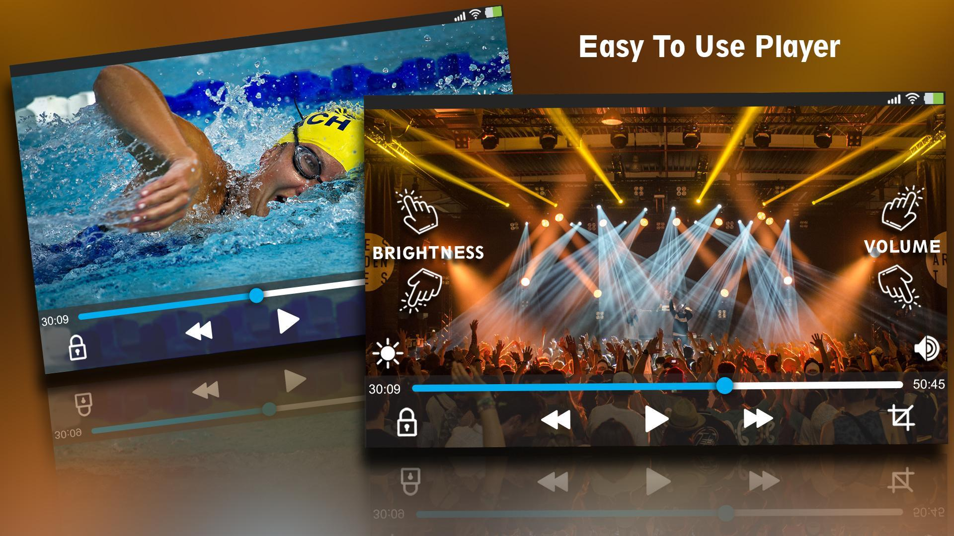 HD Video Player, Play All Format Movies, Free Apps for Android - APK