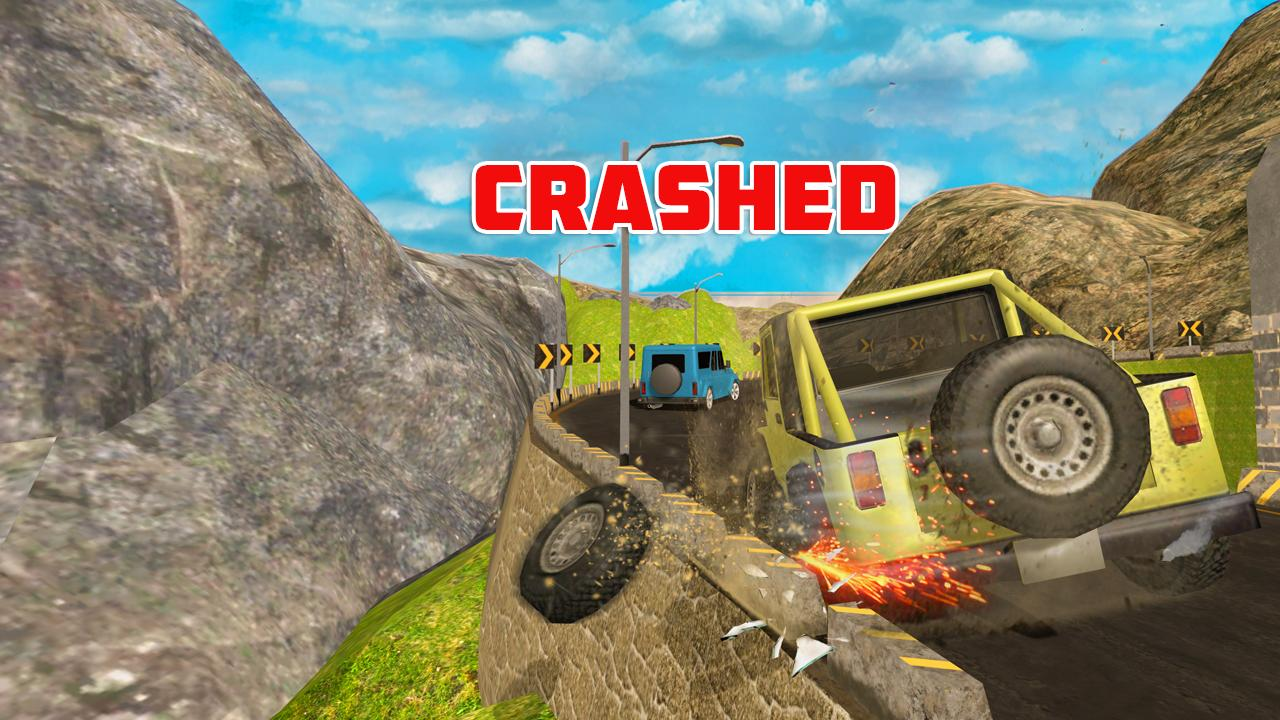 Off road Car Legend: Mountain car driving game para Android