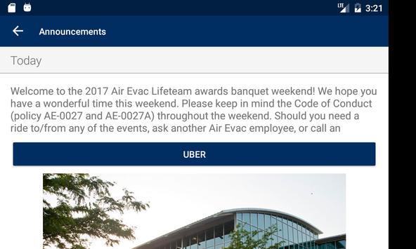 Air Evac Events 2018 screenshot 4