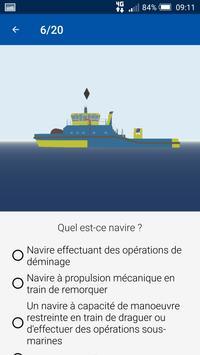 RIPAM - Feux et marques d'un navire capture d'écran 5