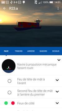 RIPAM - Feux et marques d'un navire capture d'écran 8