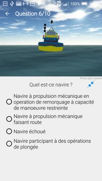 RIPAM - Feux et marques d'un navire capture d'écran 13