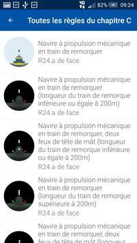RIPAM - Feux et marques d'un navire capture d'écran 1