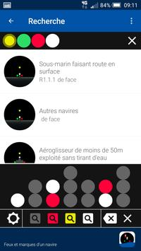 RIPAM - Feux et marques d'un navire capture d'écran 3