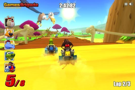 Go Kart Go! Ultra! تصوير الشاشة 11
