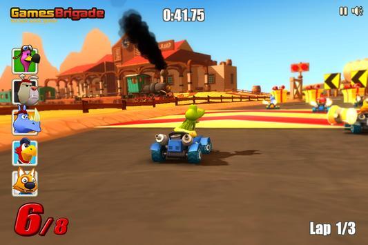 Go Kart Go! Ultra! تصوير الشاشة 4
