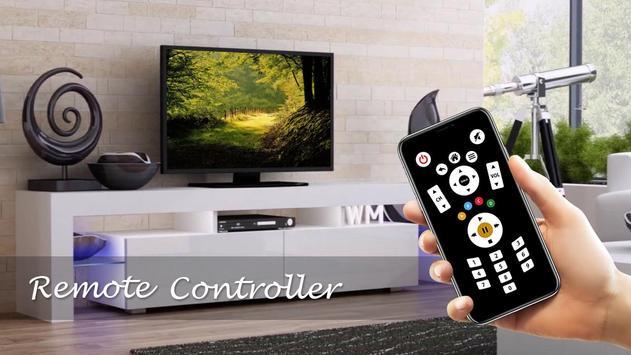 Remote Control for all TV - All Remote poster