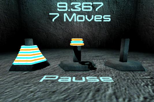 TOH3D - Free puzzle game screenshot 1