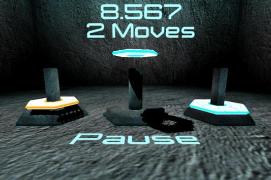TOH3D - Free puzzle game screenshot 2