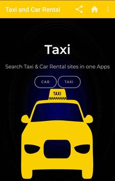 Taxi & Car Rental Booking Apps screenshot 7