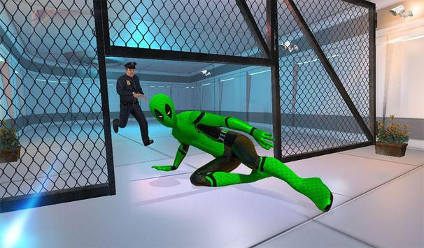 Frog Ninja Hero: Prison Escape Games screenshot 10