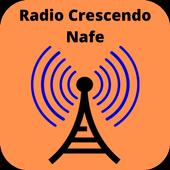 radio crescendo nafe icon