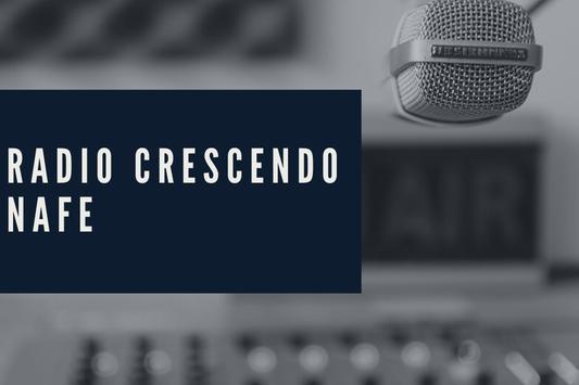 radio crescendo nafe poster