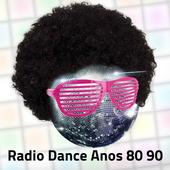 radio dance anos 80 90 icon
