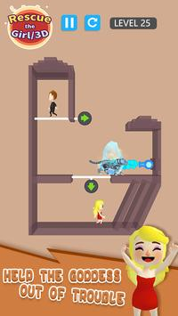 Rescue The Girl 3D - Save Her Now screenshot 3