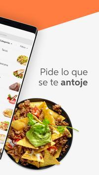 DiDi Food captura de pantalla 2