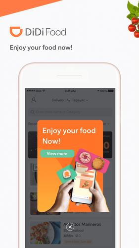 Download  DiDi Food – Food Delivery Apk For Android 2021