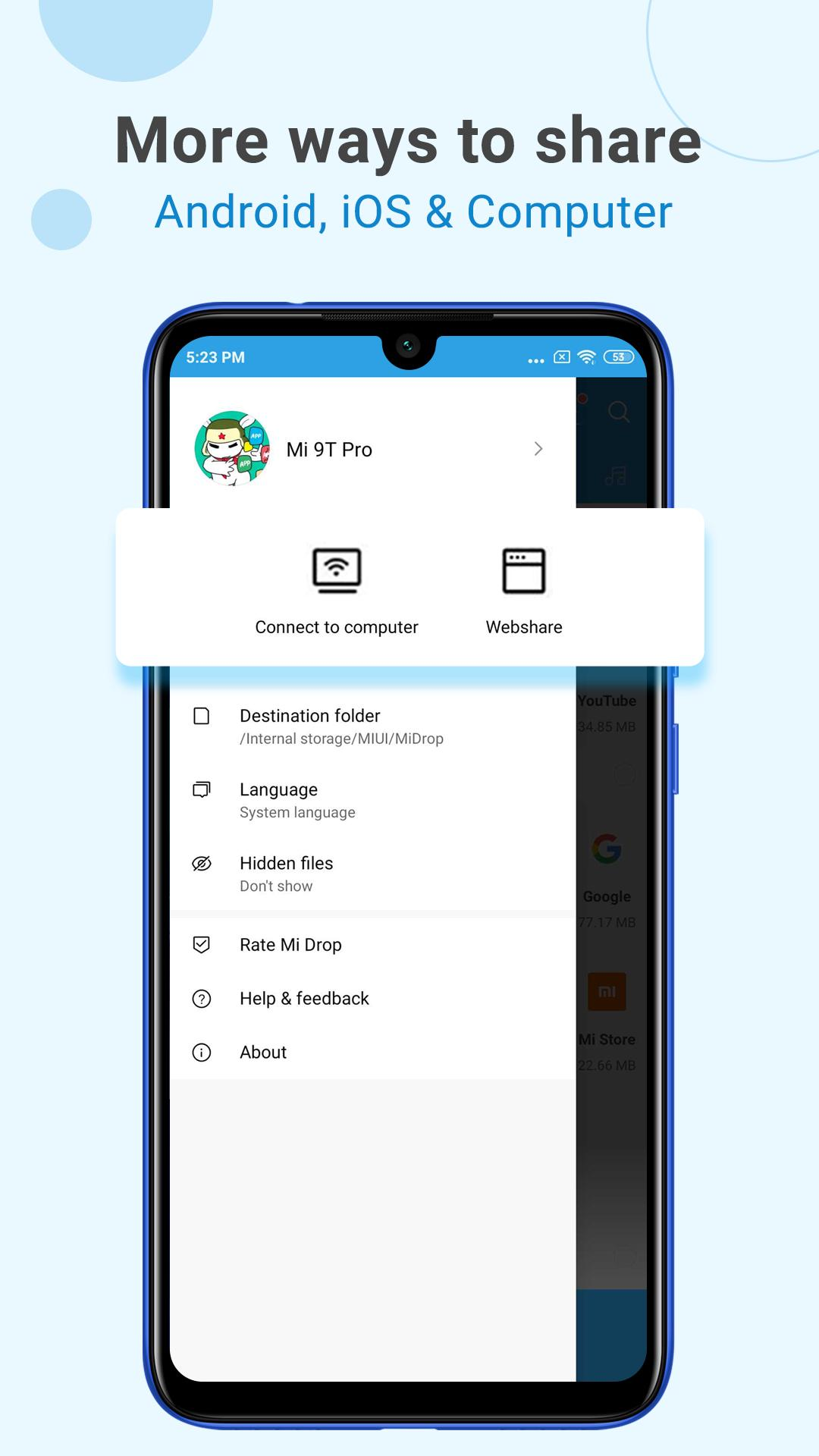 ShareMe for Android - APK Download