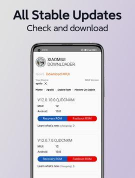 Xiaomiui: Download MIUI, Chatrooms, News imagem de tela 5