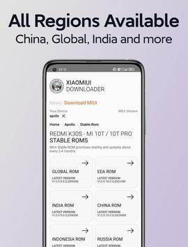 Xiaomiui: Download MIUI, Chatrooms, News imagem de tela 6