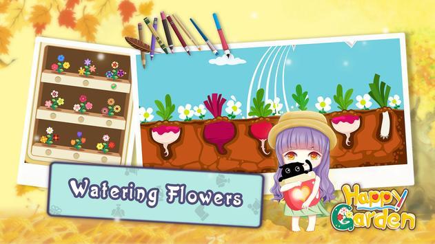 Happy Garden screenshot 1