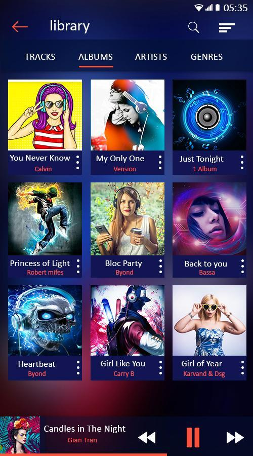 Offline MP3 Player - Free Music Player, Music App for Android - APK