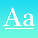 HiFont - Cool Fonts Text Free + Galaxy FlipFont APK Android